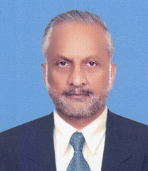 Rector NUML Major General Masood Hasan