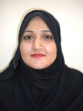 Ms Rubana Saeed